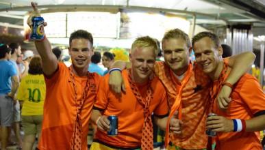 Холандците са най-щастливи в Европа