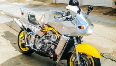 Мотор с двигател на Ferrari