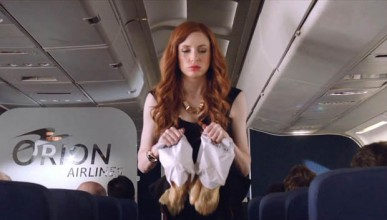 Специални очила ще спират гаденето в самолета