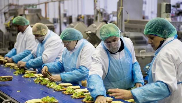 Как се правят сандвичите от магазина