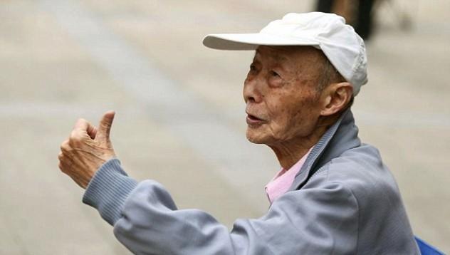 86-годишен китаец ще се бори за висше образование