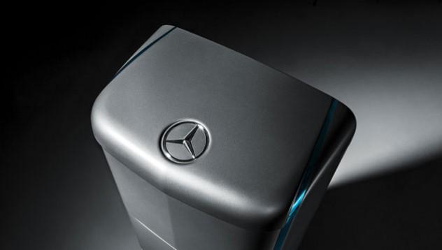 Mercedes-Benz представиха батерията за дома