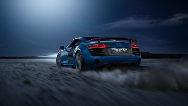 Audi R8 с повече мощност от Bugatti Veyron