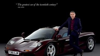 Роуън Аткинсън продаде своя F1 на печалба
