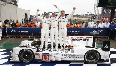 Porsche взеха 17-та титла в Льо Ман