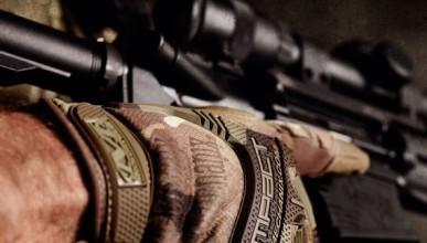 Военни ръкавици