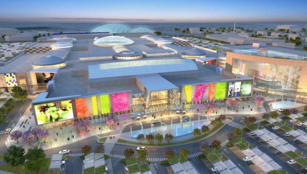 Новият мол на Катар ще бъде голям, колкото 50 футболни игрища