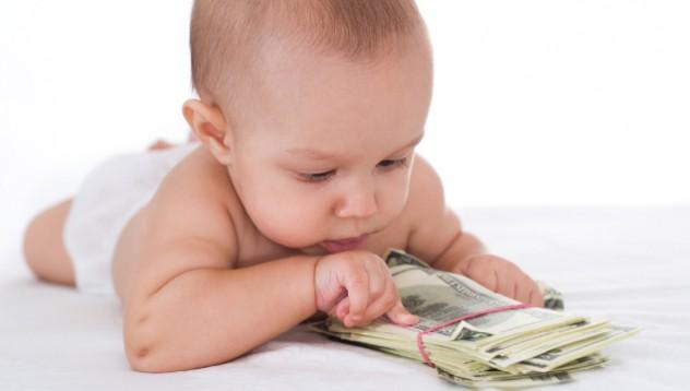 Мъж продава бебе за 1000 паунда