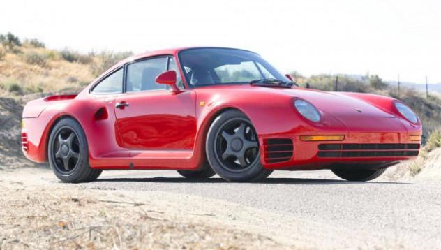Porsche 959 отива на търг