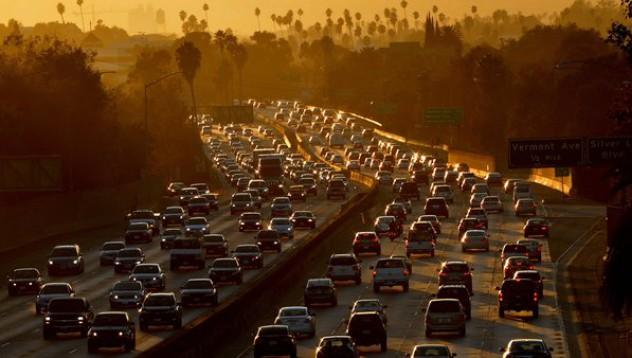 Най-ужасните градове за шофиране