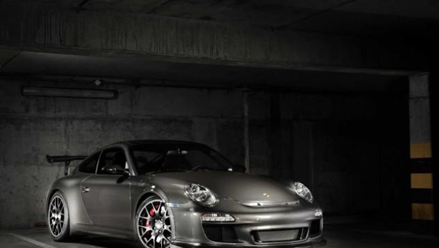 Porsche 911 GT3 достигна мощност от 800 конски сили