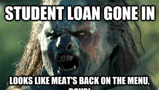 Американска студентка изхарчи всичките си спестявания за колеж
