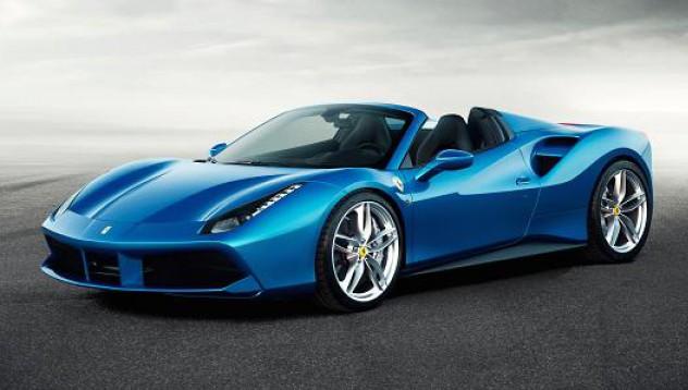 Ferrari пуска нов модел