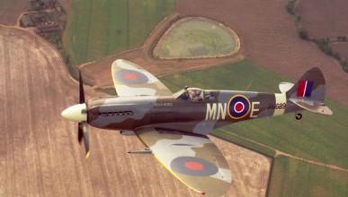 Един Spitfire струва 3 милиона паунда