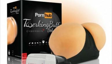 Pornhub създадоха точното копие на женското дупе