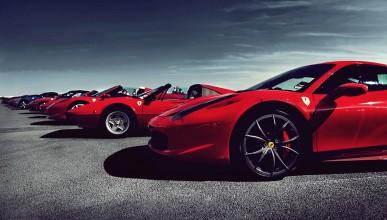 Най-добрите модели на Ferrari на всички времена
