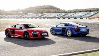 Audi R8 ще получи турбо