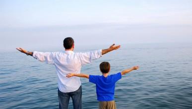 Бащите качват по два килограма, когато се родят децата