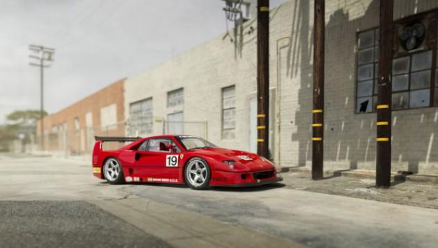 Ferrari F40 LM за 2.5 милиона долара