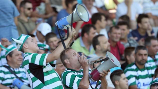 Феновете на Черно Море не са доволни от отбора