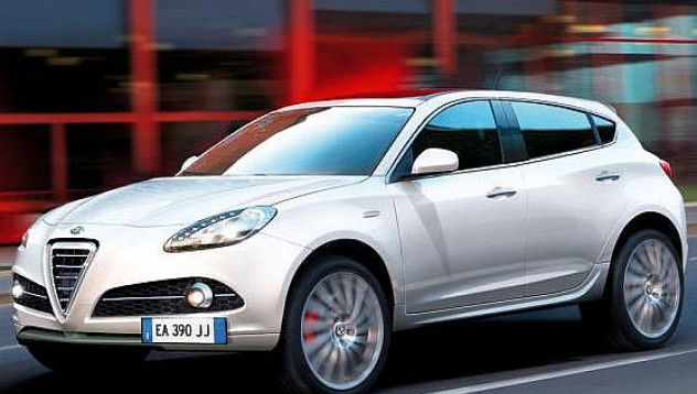 Alfa Romeo ще строят SUV