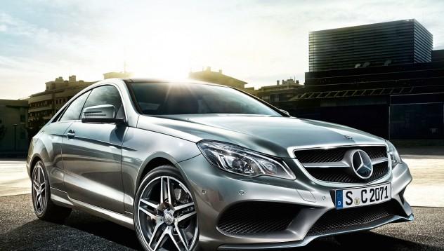 Mercedes-Benz E-Class е изключителен