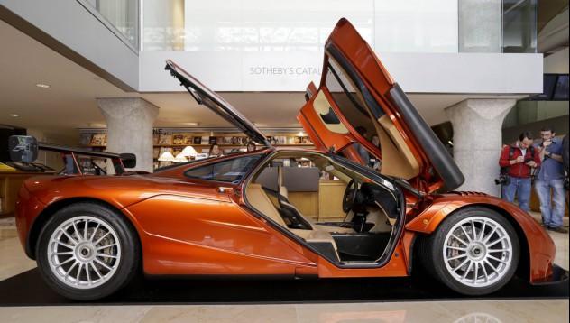 Купиха McLaren F1 LM за 13.75 млн. долара
