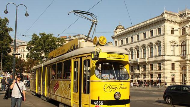 Как изглеждат трамваите по света