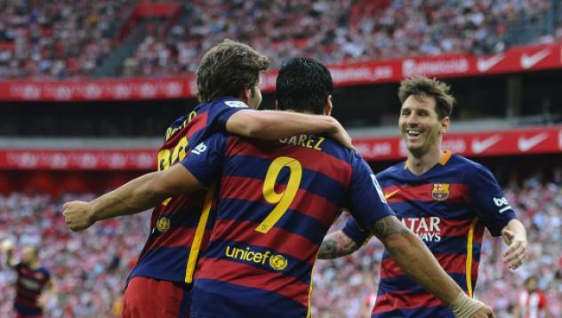 Барселона пак се озори с Атлетик Билбао