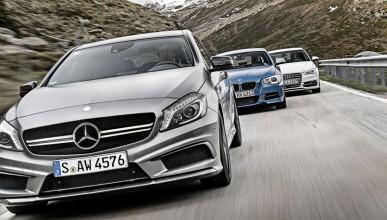 Audi, BMW и Mercedes-Benz с покупка за 3 милиарда