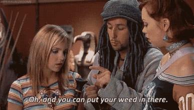 Жените пренасят наркотици в едно специално място