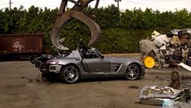 Американец се отказал от Mercedes-Benz SLS AMG