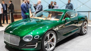 Bentley включва на 6-та скорост