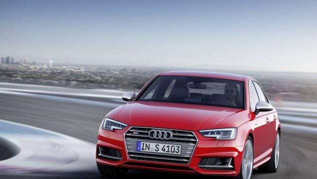 Audi S4 е поредният шедьовър на четирите кръга