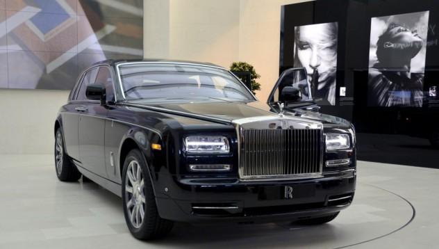 Най-скъпите модели на Rolls-Royce