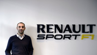 Renault в любовна история с Lotus