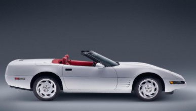 GM реставрира Corvette номер 1 000 000