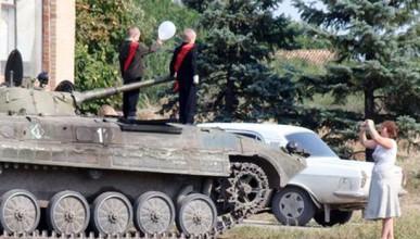 Да отидеш на училище с танк