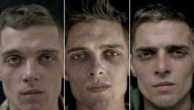 Как се трансформира един войник след битка