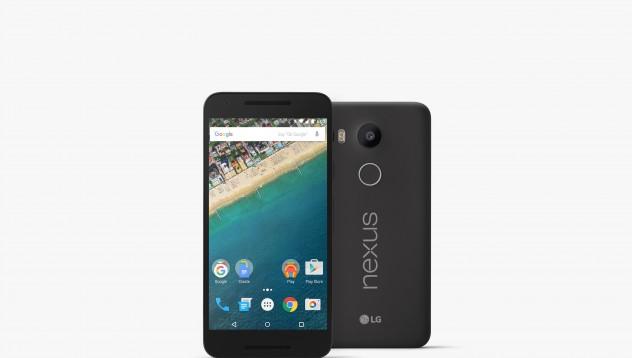 LG и Google разработват Nexus 5X