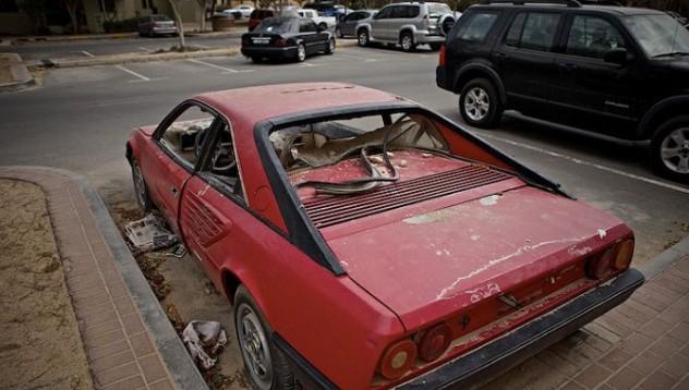 Изоставените автомобилни легенди