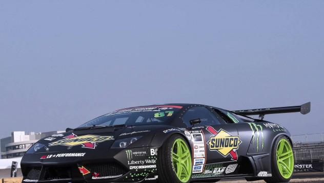 Първото Lamborghini за дрифт