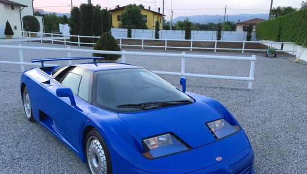Колко струва едно Bugatti