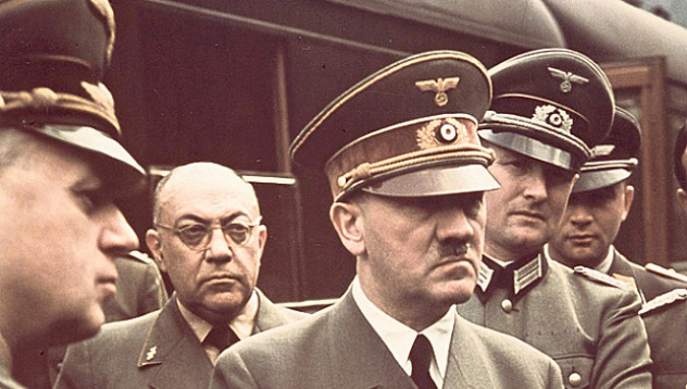 Някои истории за Хитлер, които може и да не сте чували