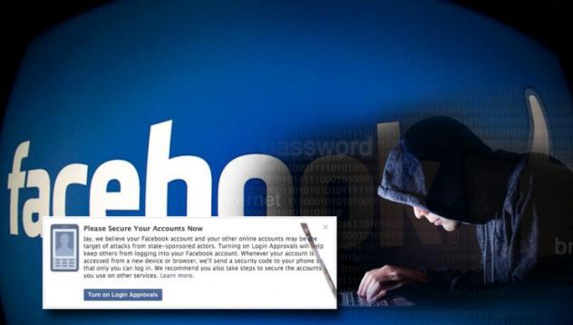Facebook ще наблюдава сигурността на профила ви