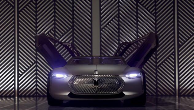 Renault представя Le Corbusier