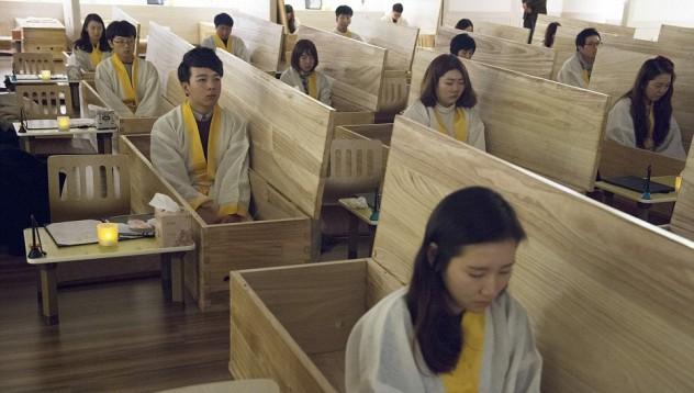 Южна Корея лекува самоубийствата по странен начин