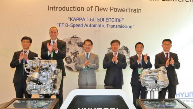 Hyundai пуска нов хибриден двигател