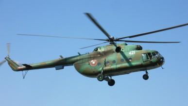 Последният хеликоптер на армията отива за ремонт