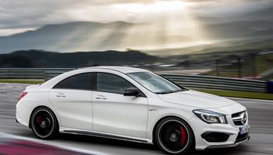 Крадци продават Mercedes-Benz CLA AMG за 50 паунда